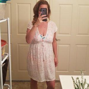 Dress coverup